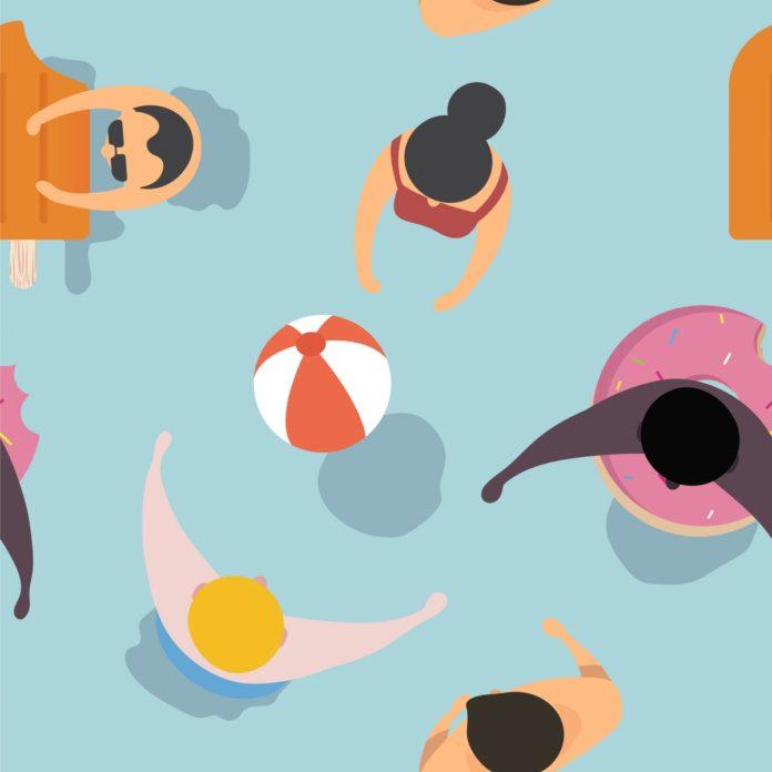 7 Spiele mit Schwimmnudeln