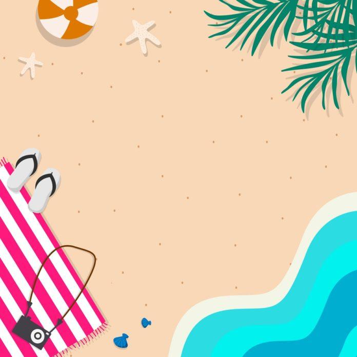7 Spiele und Idee für einen Tag am Strand
