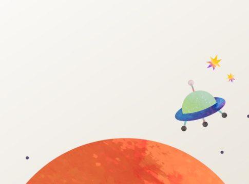 Ferienlager-Motto: NASA