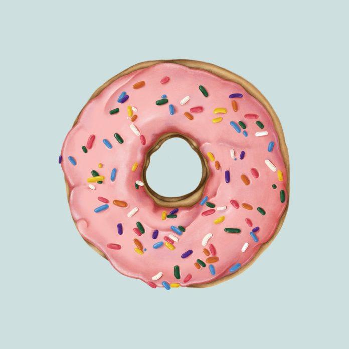 Gruppenstunden-Idee: Donut