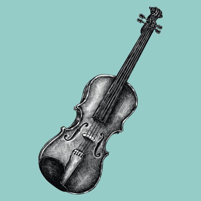 Sketch: Orchesterprobe mit Streichen im Musikinternat