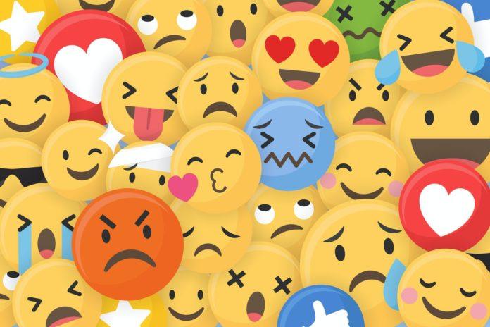 Emoji-Geländespiel