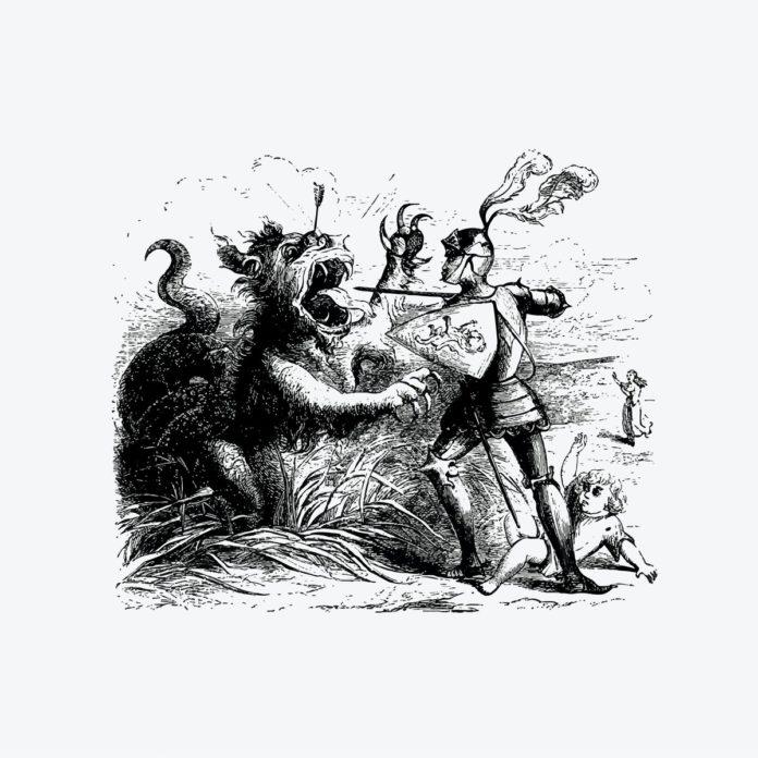 Märchen: Der Drachentöter