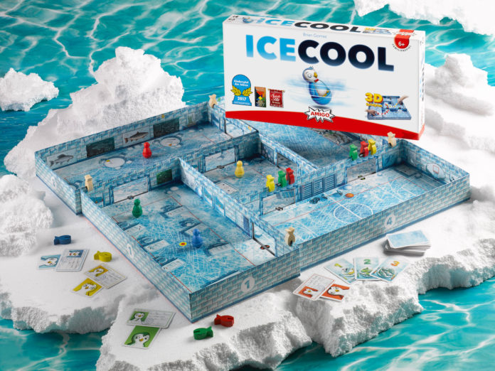 Spiele-Test: Icecool