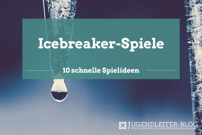 10 Icebreaker-Spiele